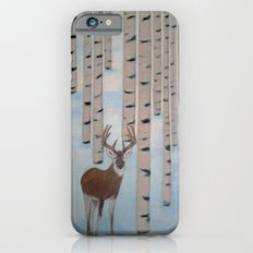 Winter Birch Slim Case iPhone 6s