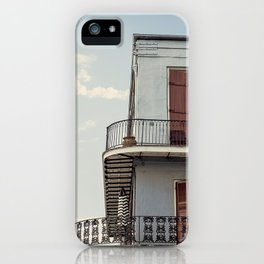 French Quarter Blues, No. 2 iPhone Case