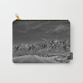 Organ Mountains #blackwhite Carry-All Pouch