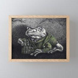 Forging Frog Inc. Framed Mini Art Print