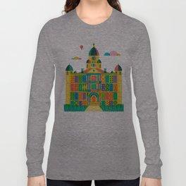 Denton Courthouse Long Sleeve T-shirt