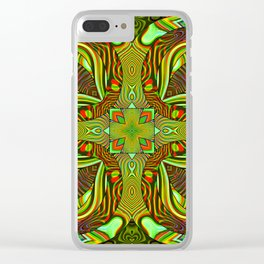 Amazonian 3 Clear iPhone Case