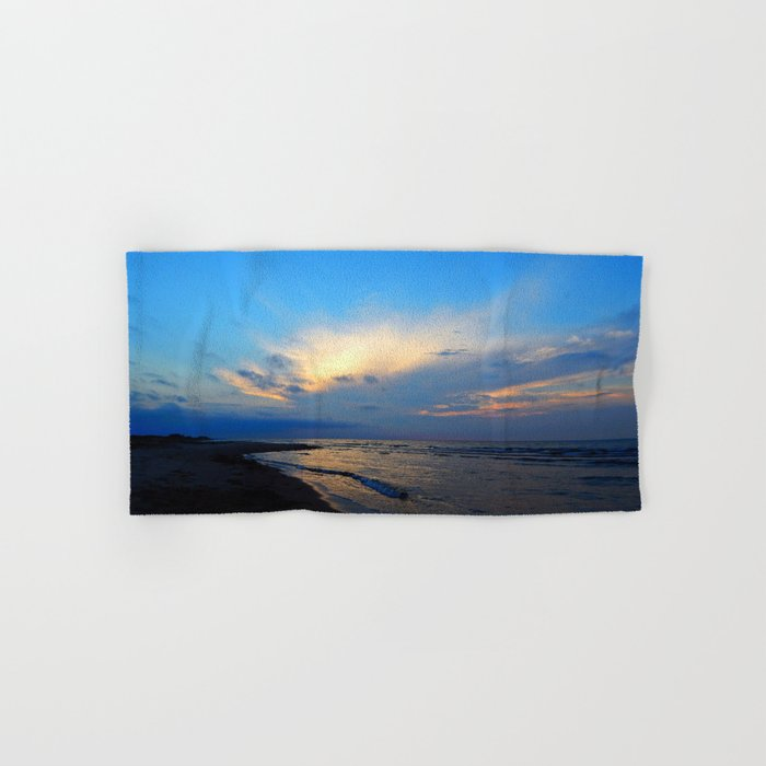 PEI Beach Sunset Hand & Bath Towel