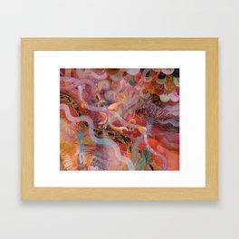 10:84 Framed Art Print