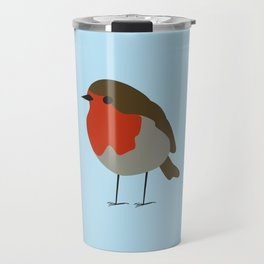 Red Robin - British Garden Bird Travel Mug