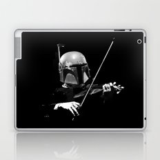 Dark Violinist Fett Laptop & iPad Skin
