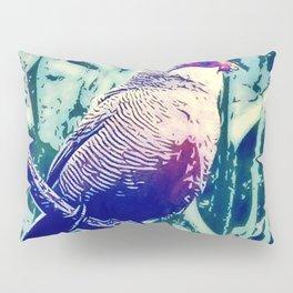 Bird Estrilda astrild Pillow Sham