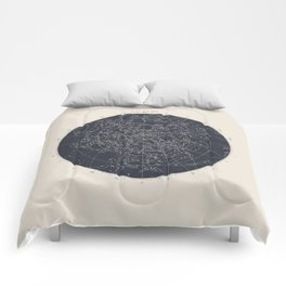 Map n XIV Comforters