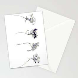 I Picked Flowers For You Stationery Cards