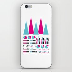 Infographic Selection iPhone & iPod Skin