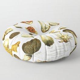 Mushrooms Floor Pillow