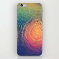 th'hyrryr iPhone & iPod Skin