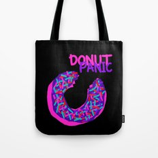 DONUT PANIC [LOST TIME] Tote Bag