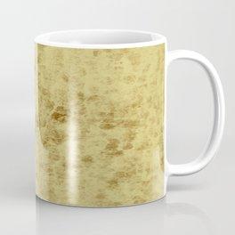 Tactile beige texture Coffee Mug