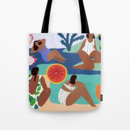 Fruity Bay Tote Bag