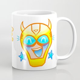 Transformers Animated Bumblebee Coffee Mug