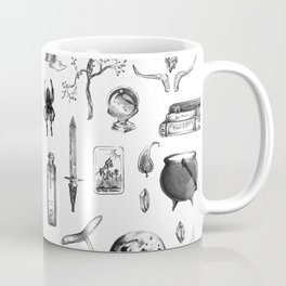 Witchy Habits Coffee Mug