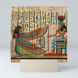 Egyptian - Isis Mini Art Print