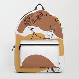 Antique Feeling #2 Backpack