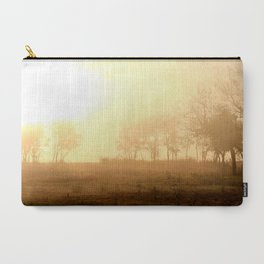 awake to fog ...  Carry-All Pouch
