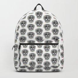 Sugar Skull - sharpie Backpack