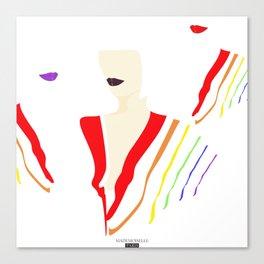 Illustration | Love Canvas Print