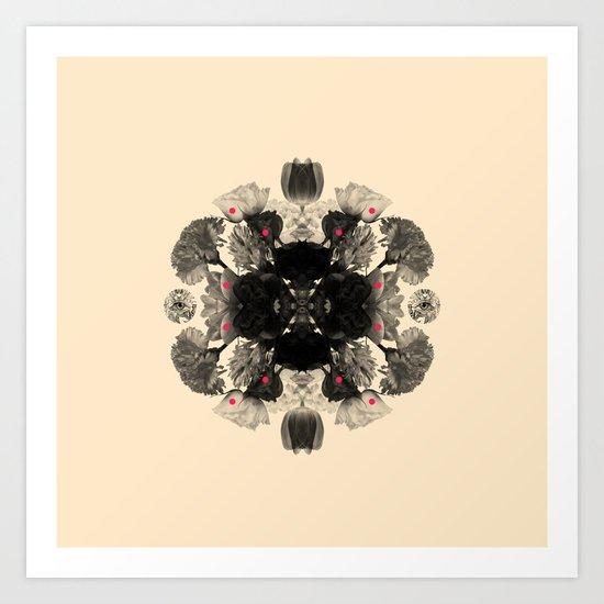 COSMIC NATURE I Art Print