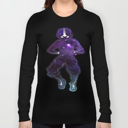 the avatar state Long Sleeve T-shirt