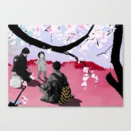 Hanami Canvas Print