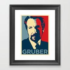 GRUBER Framed Art Print