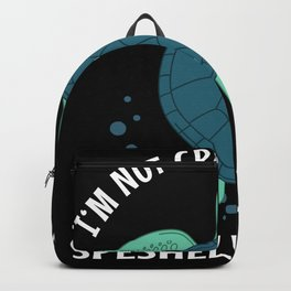 These Are Speshell Effects Funny Turtle Backpack
