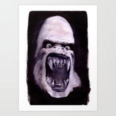 Rawhead Rex Art Print