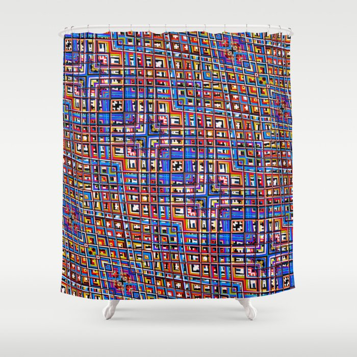 Scarab - Mandala Premium Series 006 Shower Curtain