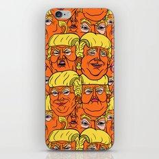 Trump Nightmare Pattern iPhone & iPod Skin