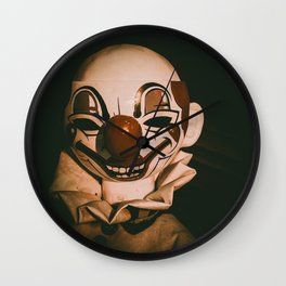 In Your Nightmares Wall Clock