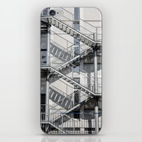 school iPhone & iPod Skins featuring school by Diogo Andrade