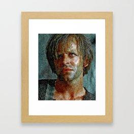 Klaus Kinski Framed Art Print