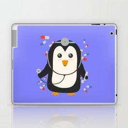 Penguin doctor   Laptop & iPad Skin