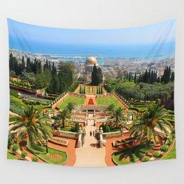 Haifa Wall Tapestry