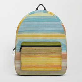 Colorbands Yellowstone Yellow Backpack