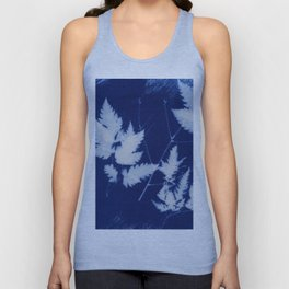 Cyanotype No. 2 Unisex Tank Top