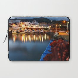 Colorful harbour Laptop Sleeve