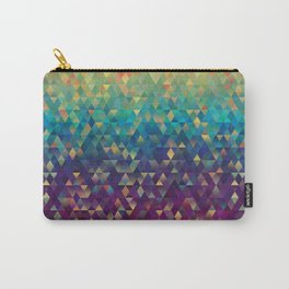 Colorful Life 17 Carry-All Pouch