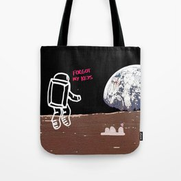 Houston, we have a problem... Tote Bag