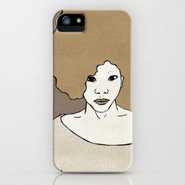 Female Four iPhone Case