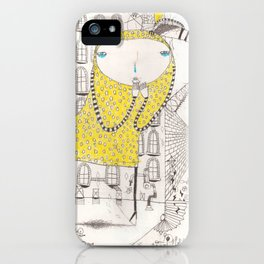 Create a New World iPhone Case