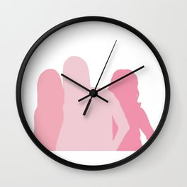 Mean Girls Wall Clock