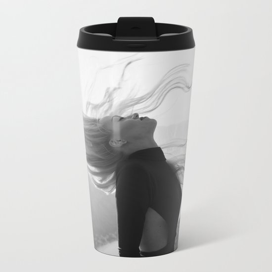 Hair Metal Travel Mug