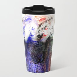 Pressure of Debt Metal Travel Mug