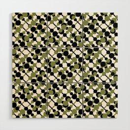 letve (green/black) Wood Wall Art